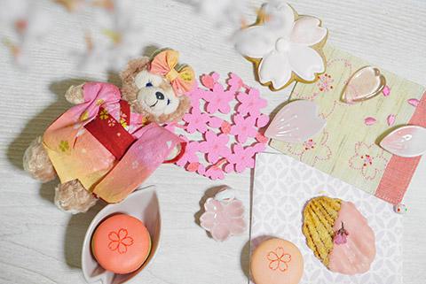 さくら咲く桜スイーツ