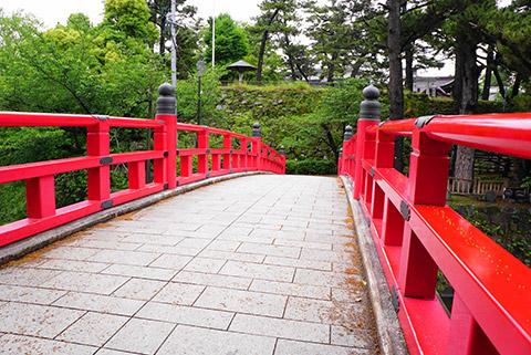 龍城橋の神橋
