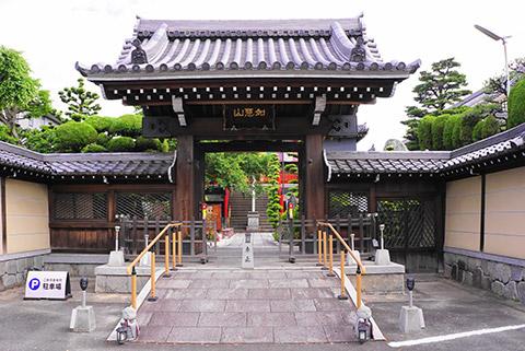 名古屋市中川区の宝珠院