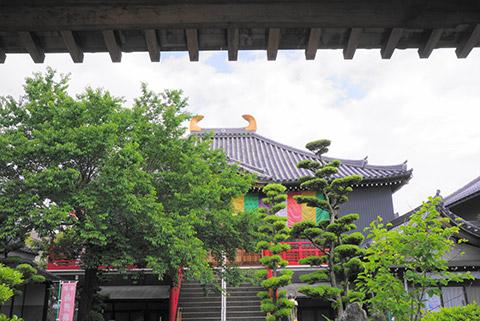 名古屋市の宝珠院