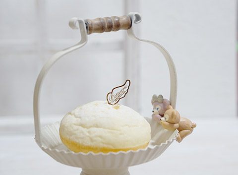 グラシアスの天使のクリームパン