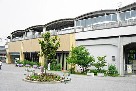 あおなみ線荒子川駅