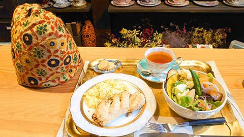紅茶工房Rinのスペシャルランチ