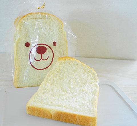 ベーカリーチェリーのおかゆ食パン