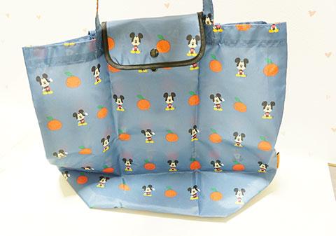 ディズニーファンタジーの折り畳みショッピングバッグ