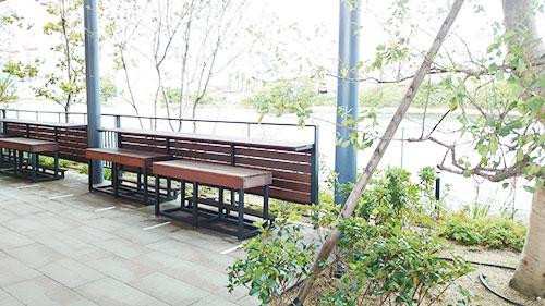 ポットメイドベーカリーは名古屋市中川区の中川運河沿い