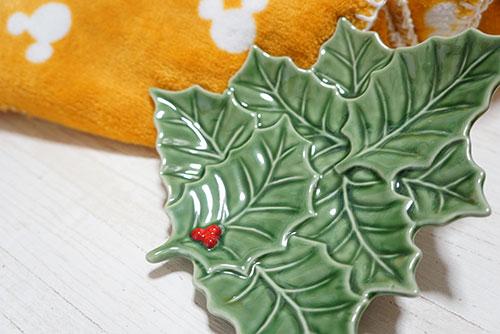 ZARA HOMEのクリスマスプレート
