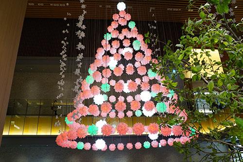 Kitte名古屋の音と光のライティングショー