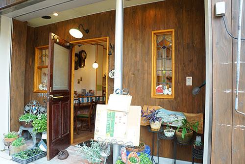 東岡崎のカフェ ガーデンママ