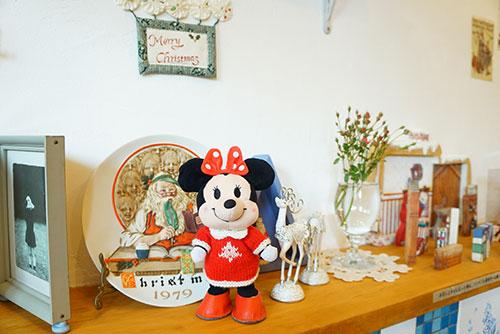 東岡崎のガーデンママでマイぬいもーずのミニ江さん記念撮影