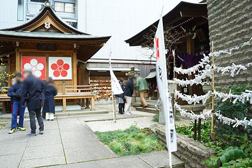 桜天神社(名古屋市中区)