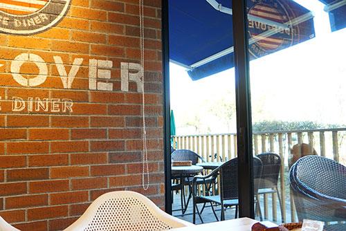 Cafe Diner POP OVER