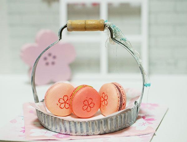 リンツチョコレートの桜デリース
