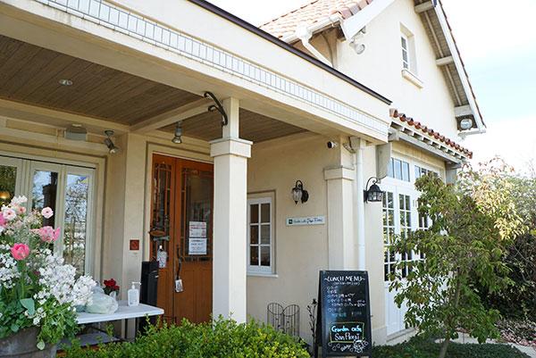 ガーデンカフェサンフルーリ (Garden cafe San Florai)