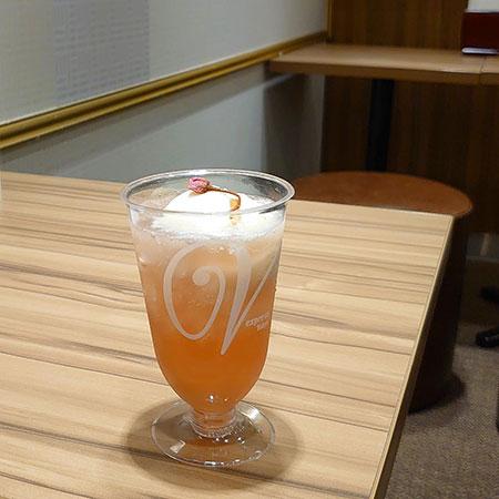 桜ビネガーの酢イーツ