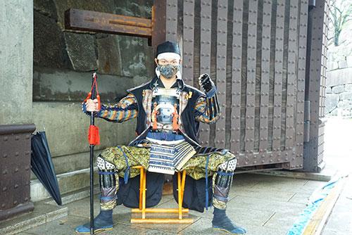 名古屋おもてなし武将隊の加藤清正様