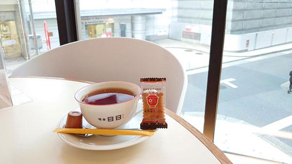 喫茶日日のコーヒー