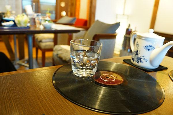 昭和時代のレコード盤