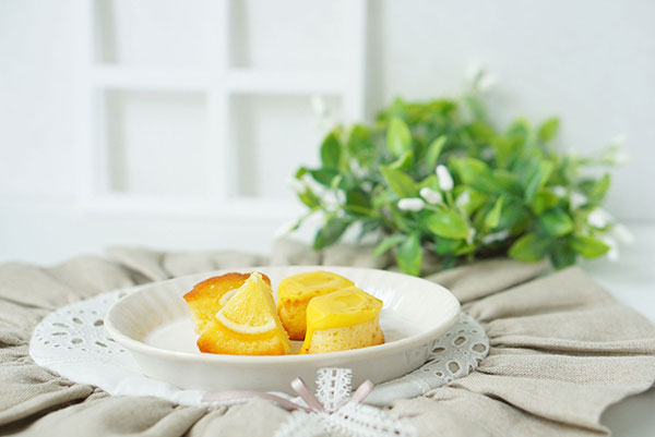 レモン風味やレモンフレーバーのおやつ