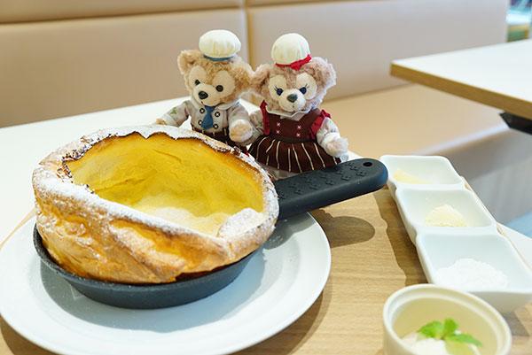 名古屋市天白区のまるご製パンのパンケーキ