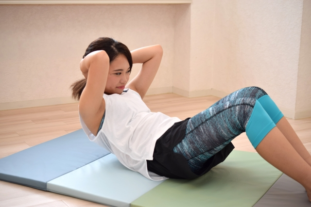 筋トレ、無酸素運動