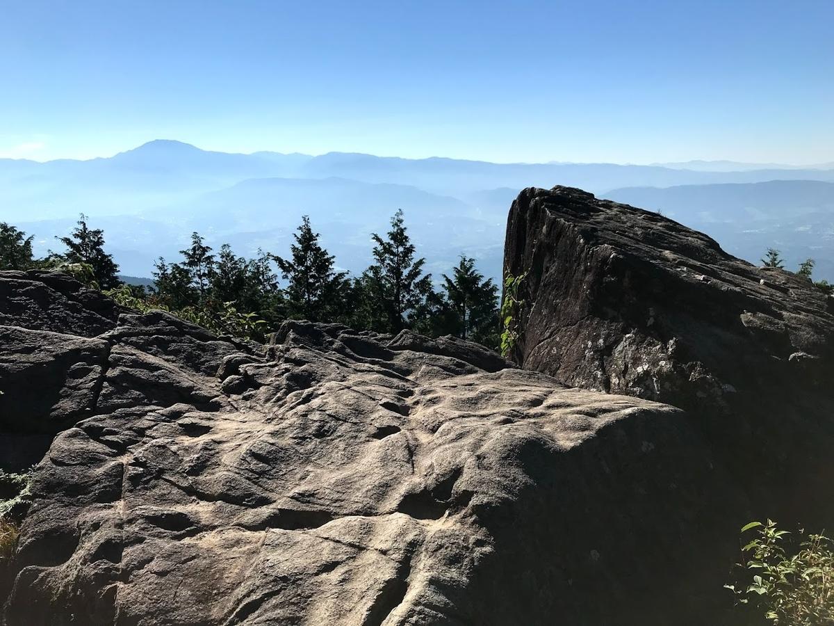 物見岩展望台