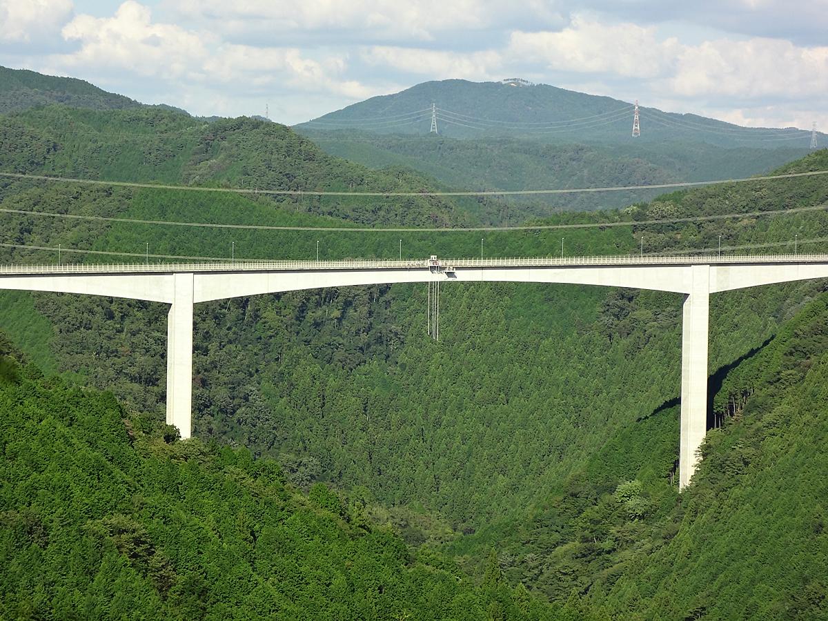 日本一の橋バンジージャンプ