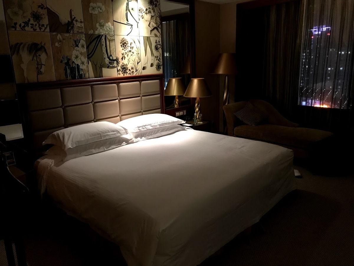 深センホテル