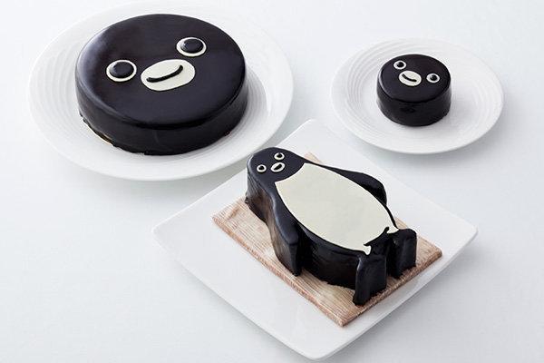 ホテルメトロポリタンでSuicaペンギンケーキをゲット
