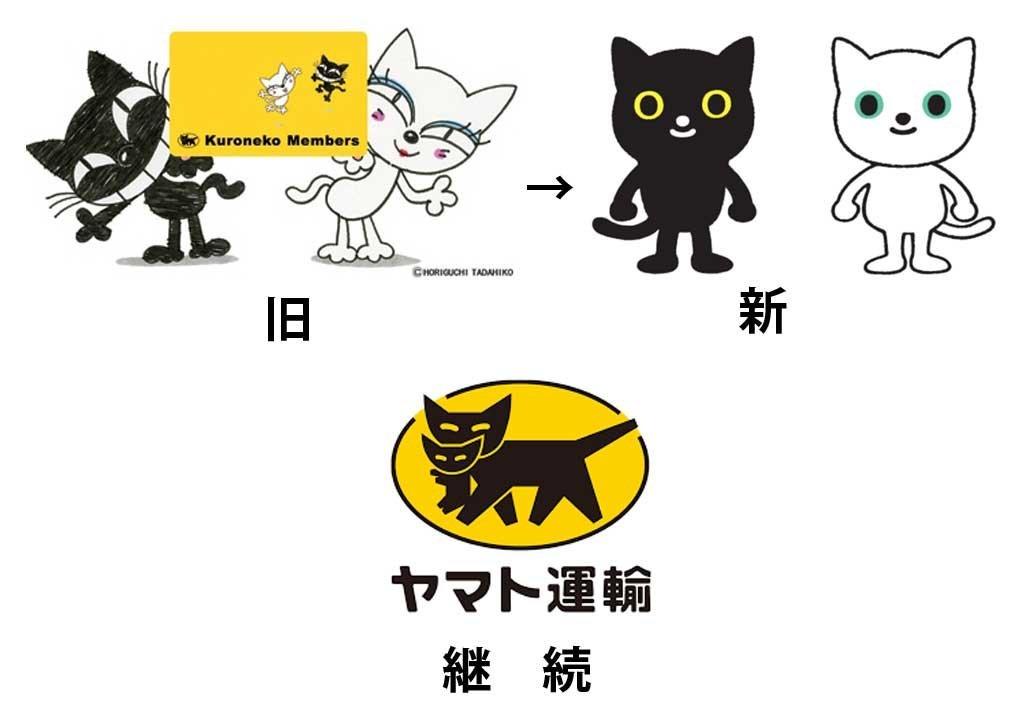 クロネコヤマトキャラクターデザインはSuicaペンギンの生みの親