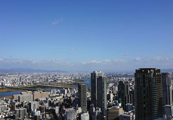 梅田スカイビル 空中庭園