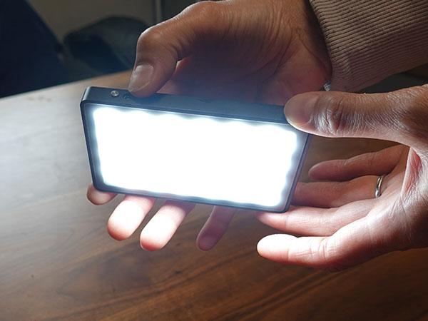 撮影照明ライト