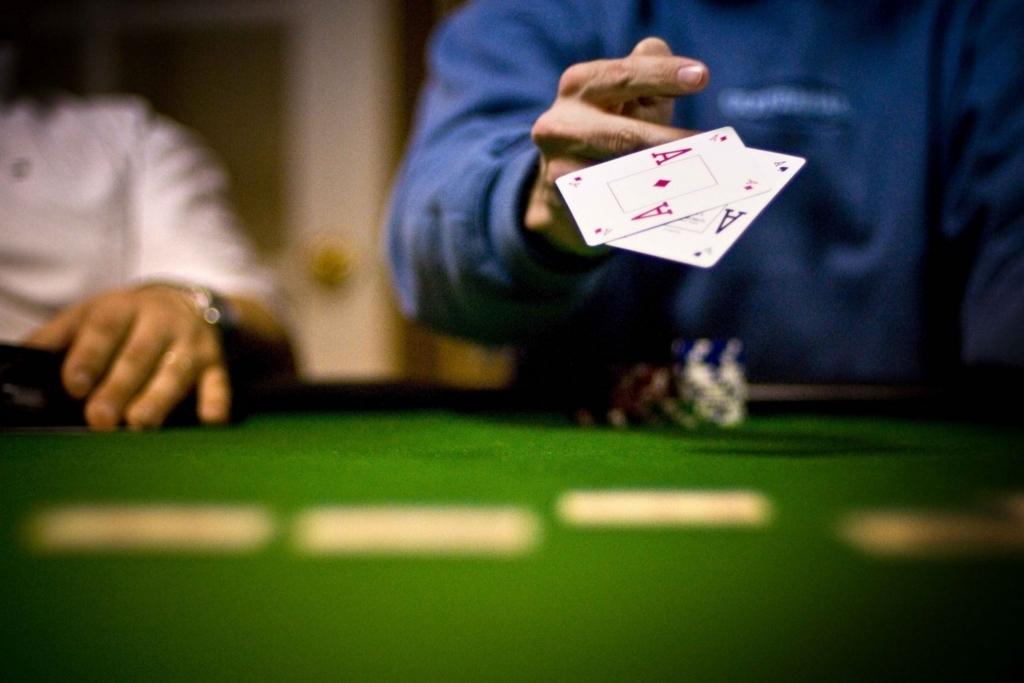 Posisi Terbaik Mesin Pencarian Poker