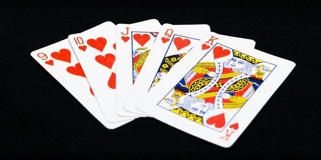 Penelitian Sistem Terbaru Poker Selesai