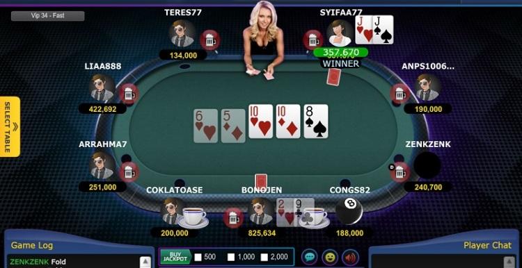 Pembangunan Website Poker Mulai Berjalan