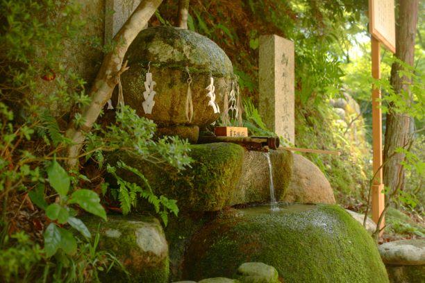 玉造湯神社の参拝