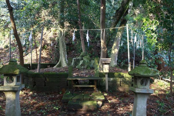 イザナミのお墓