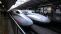 [電車]東京駅_新幹線1