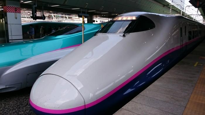 東京駅_新幹線4