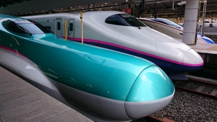 東京駅_新幹線5