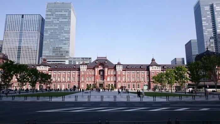 東京駅_正面1