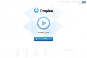 Dropbox - Home