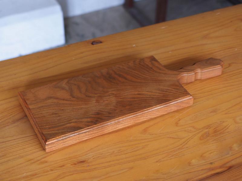 山桜のカッティングボード
