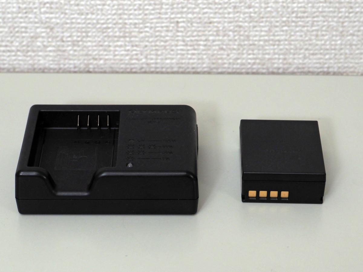 E-M1 markⅢバッテリー