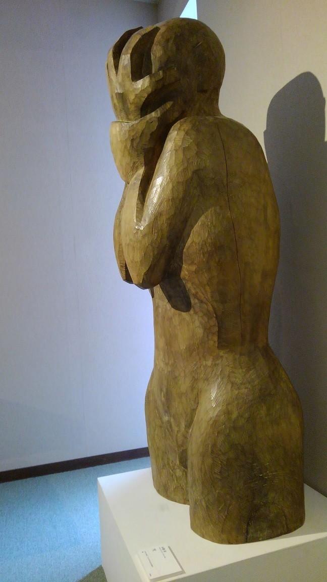 本郷新 哭 本郷新記念札幌彫刻美術館