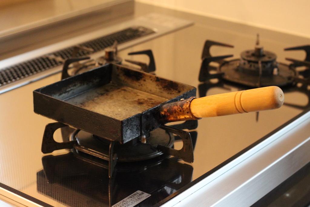 工房アイザワ純銅製卵焼き器1
