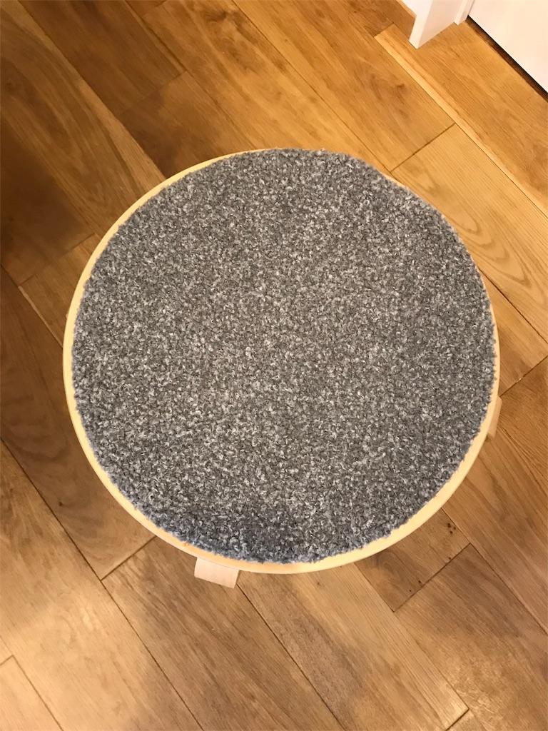 IKEAスツール2