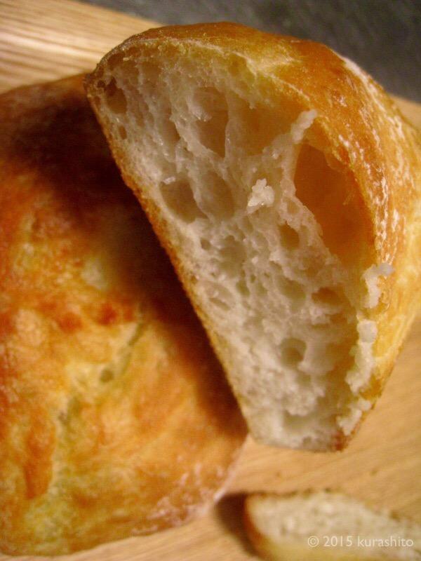 高橋雅子さんの「こねなくても」パン
