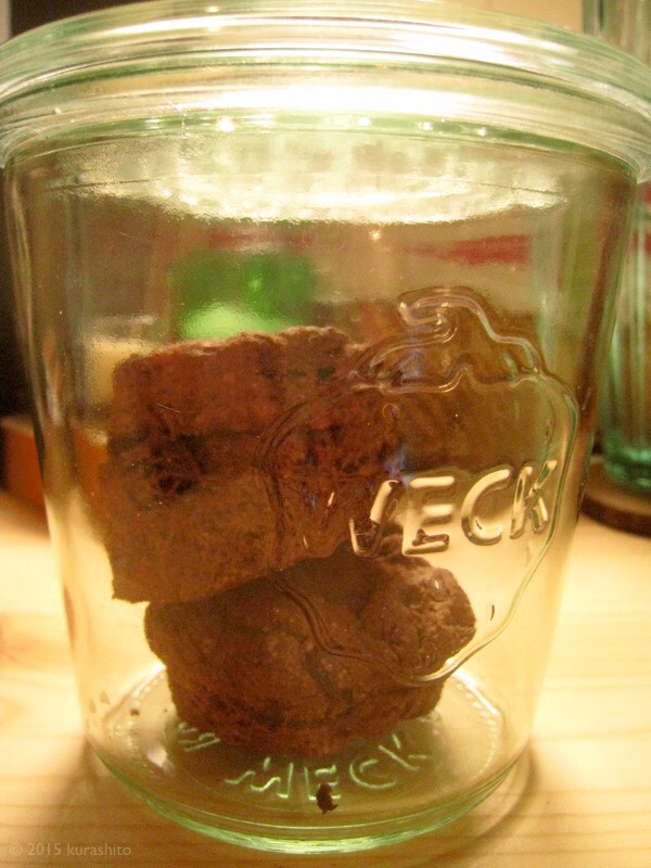 白崎裕子さんの、チョコスコーン。