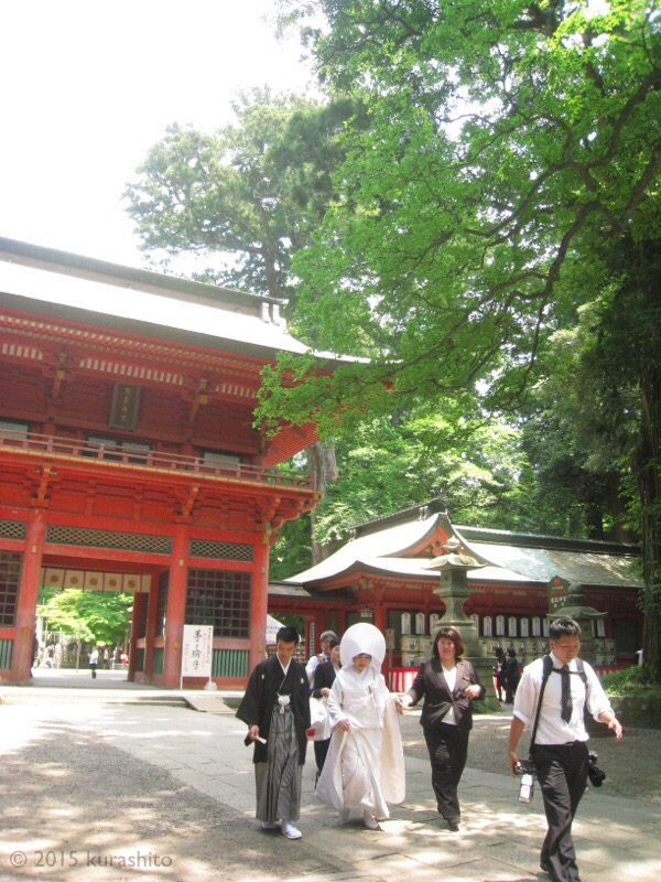 鹿島神宮、楼門
